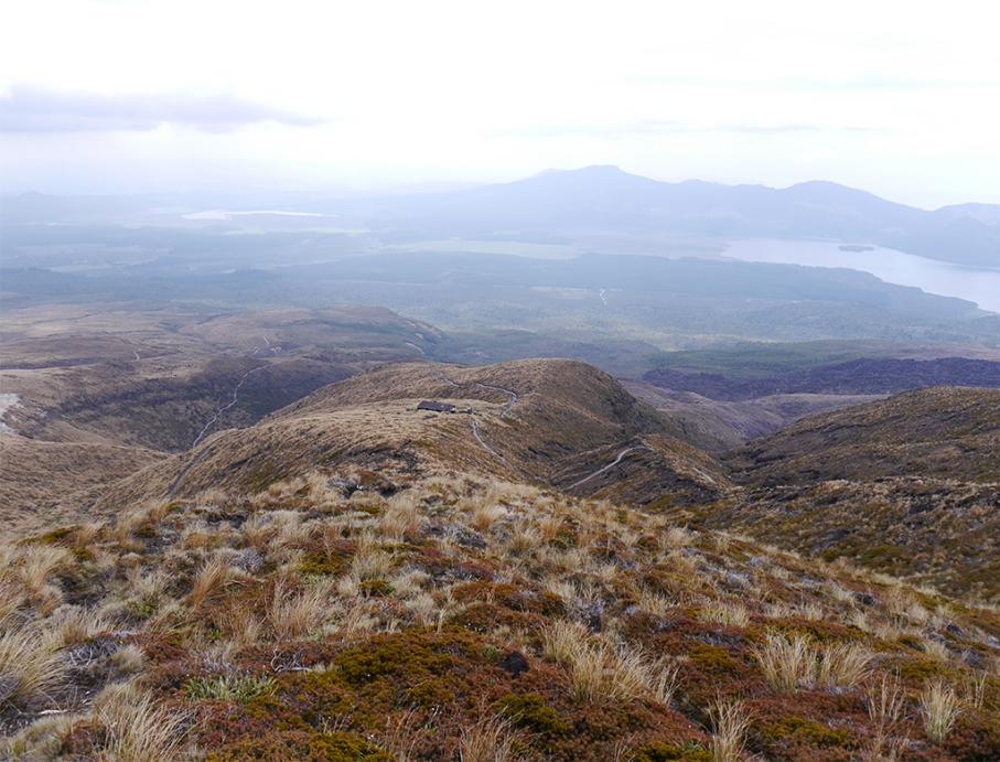 Un tour a deux blog travel voyage nouvelle zelande new zealand tongariro alpine crossing view