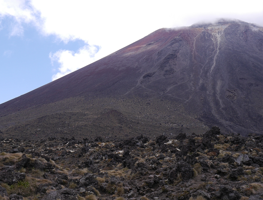 Un tour a deux blog travel voyage nouvelle zelande new zealand tongariro alpine crossing volcan