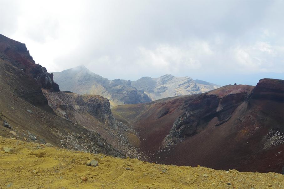 Un tour a deux blog travel voyage nouvelle zelande new zealand tongariro alpine crossing vue magnifique