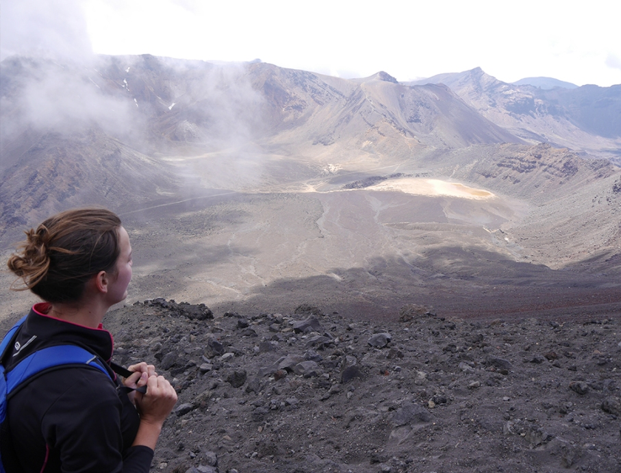 Un tour a deux blog travel voyage nouvelle zelande new zealand tongariro alpine crossing vue view