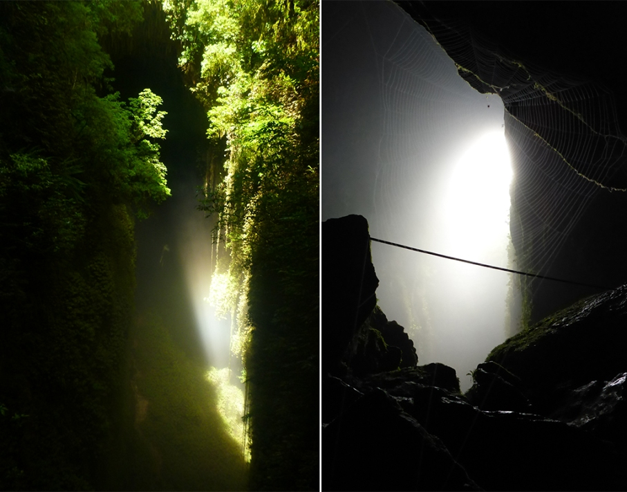 Un tour a deux blog voyage travel nouvelle zelande new zealand waitomo cave world epic tour grotte