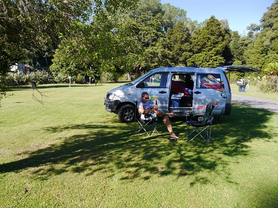 untouradeux blog voyage vue nouvelle zelande new zealand camping campervan