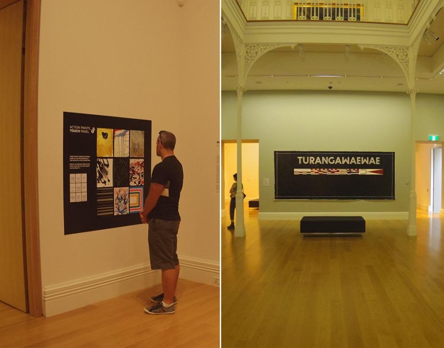 Blog Nouvelle Zelande travel voyage untouradeux auckland art museum