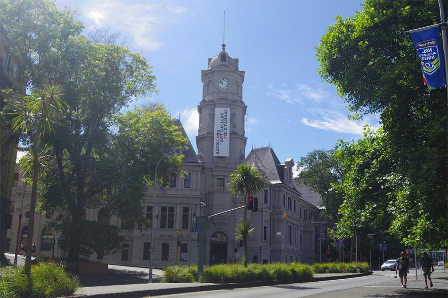 Blog Nouvelle Zelande travel voyage untouradeux auckland city