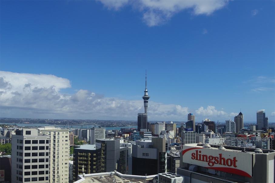 Blog Nouvelle Zelande travel voyage untouradeux auckland vue hotel