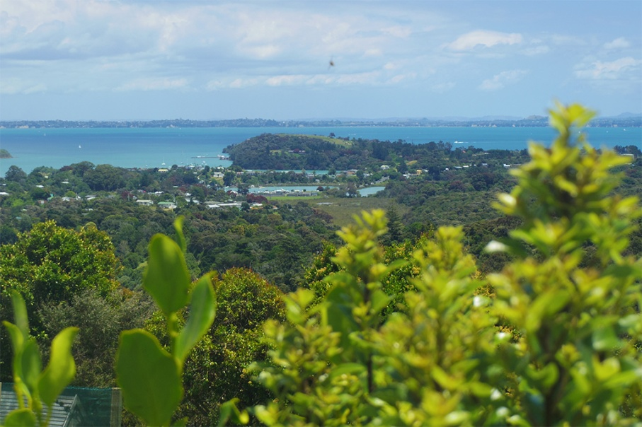 Blog Nouvelle Zelande travel voyage untouradeux auckland vue island