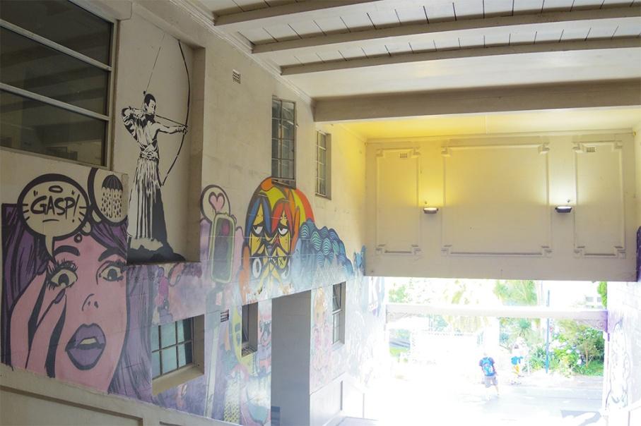 Blog Nouvelle Zelande travel voyage untouradeux street art auckland