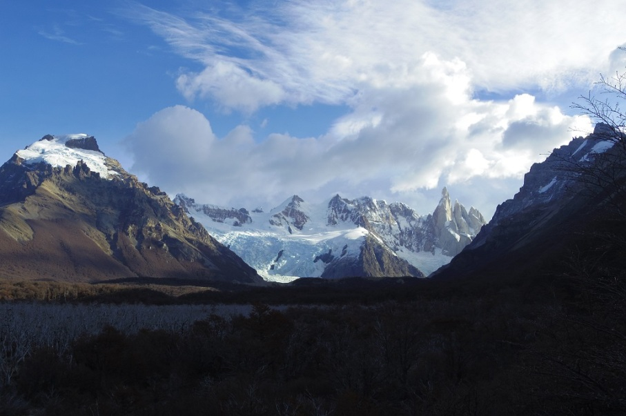 Un tour a deux blog voyage travel chile torres del paine patagonia trek holiday el chalten