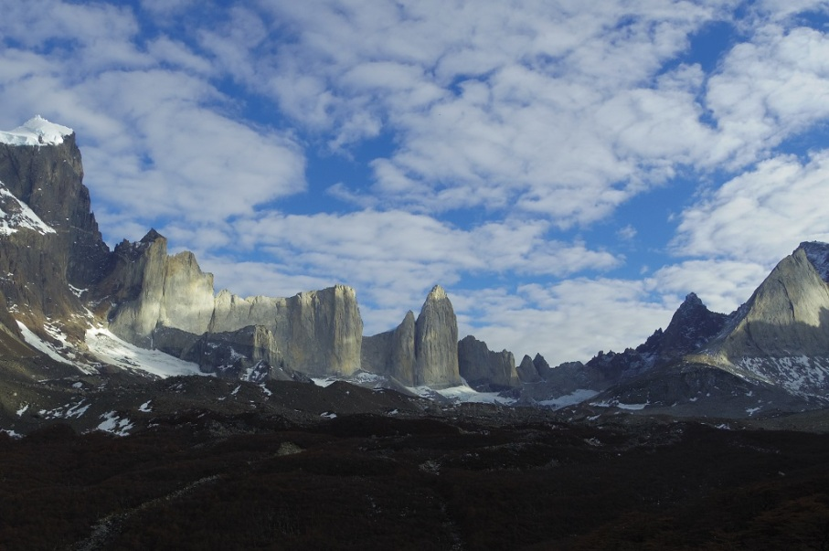 Un tour a deux blog voyage travel chile torres del paine patagonia trek holiday frances