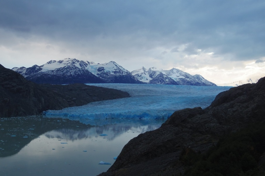 Un tour a deux blog voyage travel chile torres del paine patagonia trek holiday ice lake