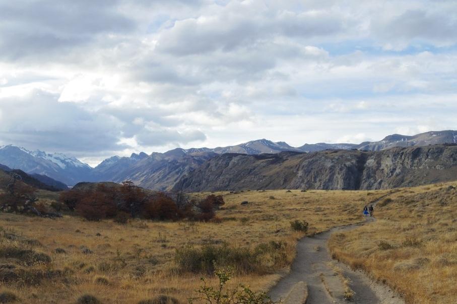 Un tour a deux blog voyage travel chile torres del paine patagonia trek holiday view el chalten